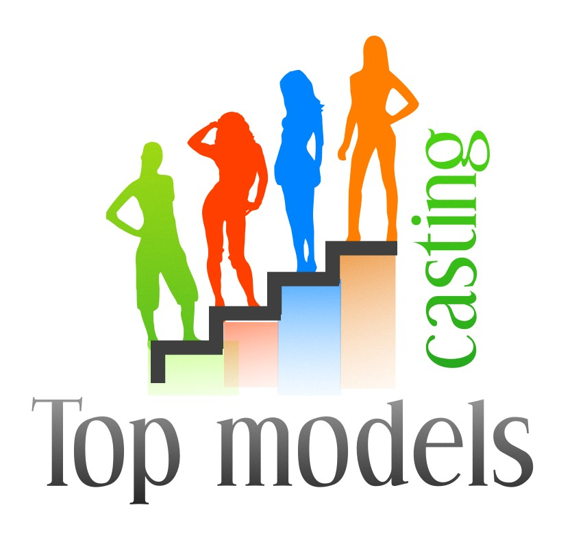 Top Models casting logo