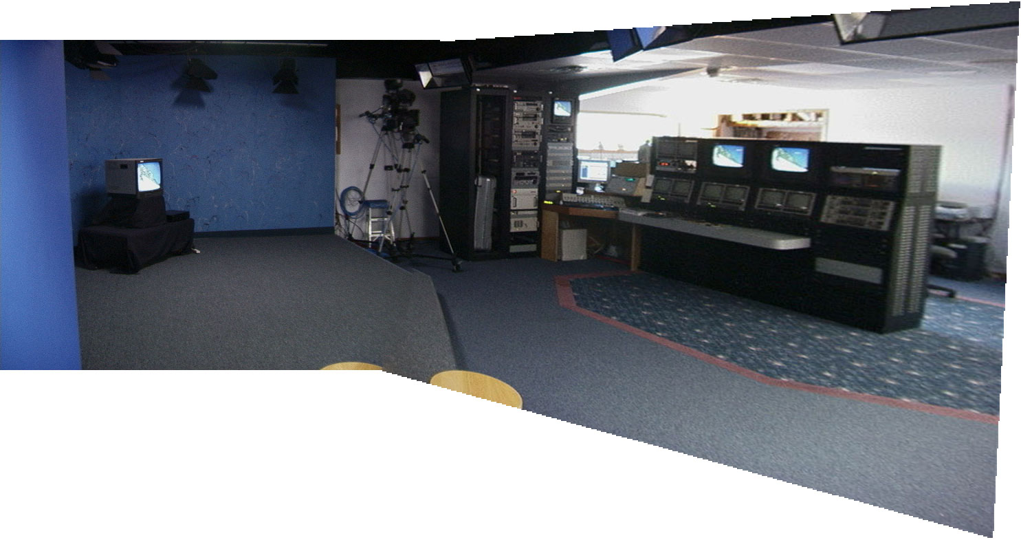studio design and built by David as Project Manager while VP of Broadband at eLocal