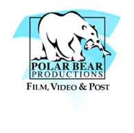 Logo design for Polar Bear Productions, Inc.